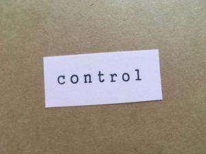 自己コントロール