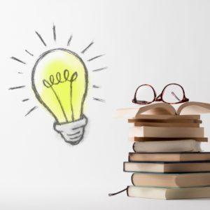 本からのアイディア