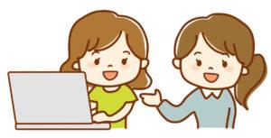 パソコンを教える